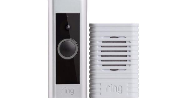 Ring Video Doorbell Pro met installatie
