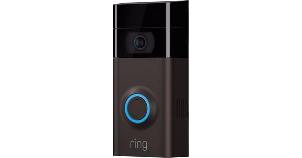 Ring Video Deurbel 2 met installatie