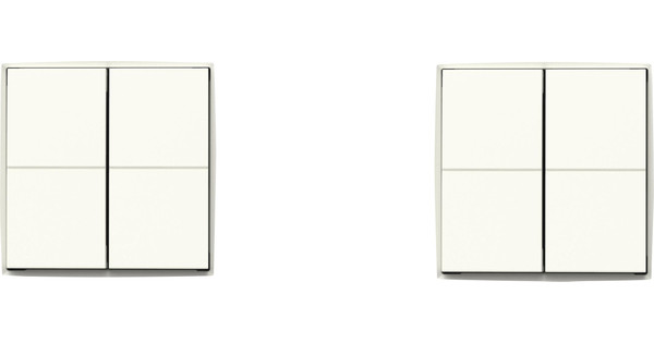 Niko Dimmer switch Hue Intense White Duo-Pack