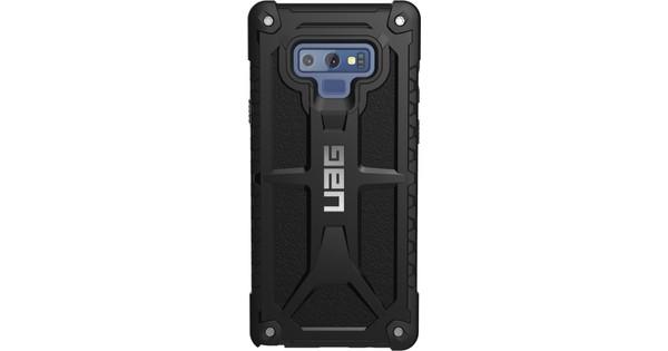 UAG Hard Case Monarch Samsung Galaxy Note 9 Back Cover Zwart