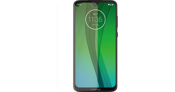 Azuri Tempered Glass Motorola Moto G7 Plus Screen Protector Glass
