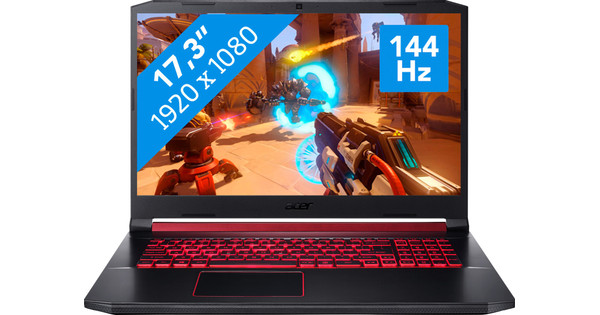 Acer Nitro 5 AN517-51-74EA