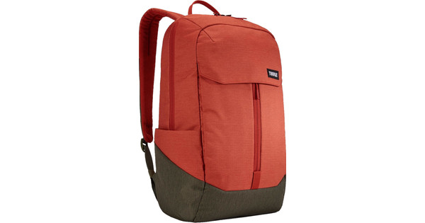 """Thule Lithos 15 """"Rooibos / Forest Night 20L"""