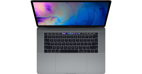 """Apple MacBook Pro 15"""" Touch Bar (2019) 16GB/1TB 2,6GHz Space Gray"""