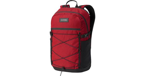 "Dakine WNDR Pack 15"" Crimson Red 25L"