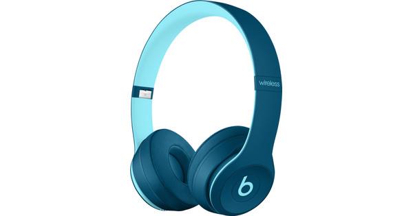 Beats Solo3 Wireless Pop Blue