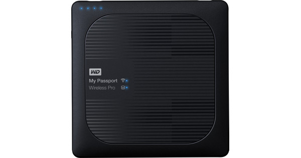 WD My Passport Wireless Pro 1TB