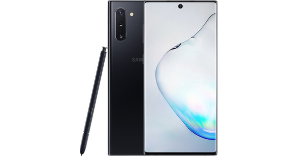 Samsung Galaxy Note 10 256GB Zwart