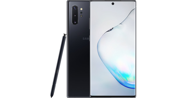 Samsung Galaxy Note 10 Plus 512GB Zwart