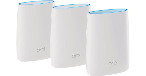 Netgear Orbi RBK53S Multiroom wifi met security