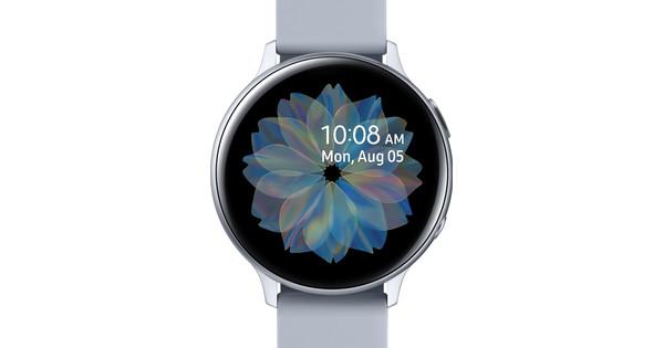 Samsung Galaxy Watch Active2 Silver 44mm Aluminum