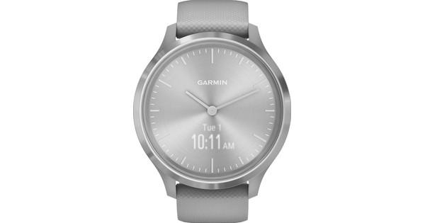 Garmin Vivomove 3 Sport - Silver/Gray - 44mm