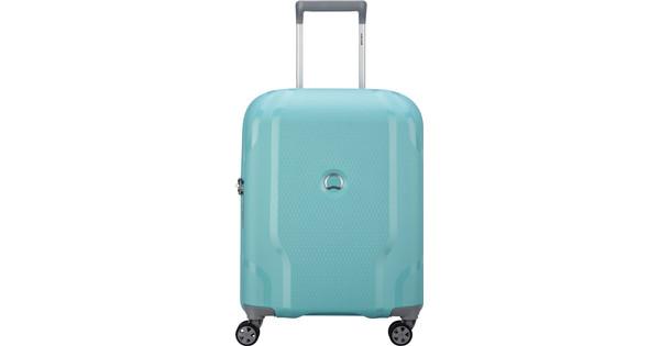 Delsey Clavel SLIM Spinner 55cm Blue Grey