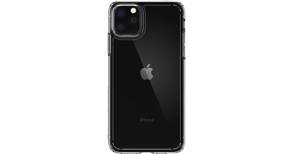 Spigen Ultra Hybrid Apple iPhone 11 Pro Max Back Cover Transparant