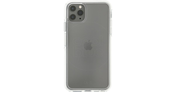 Otterbox Symmetry Apple iPhone 11 Pro Max Back Cover Transparant