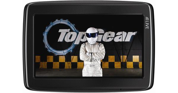 TomTom GO LIVE Top Gear + Tas + High Speed Autolader
