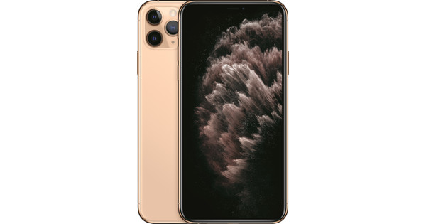 Apple iPhone 11 Pro Max 256 GB Goud