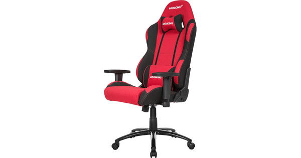 AKRACING Gaming Chair Core EX Wide - Rood / Zwart
