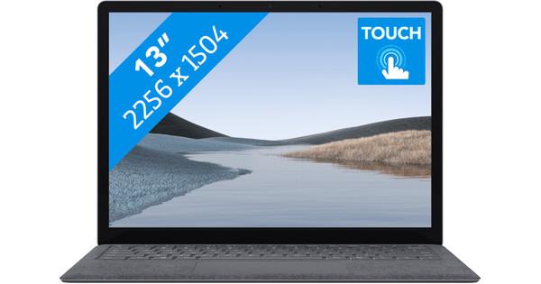 "Microsoft Surface Laptop 3 13"" i5 - 8 GB - 128 GB Platinum"
