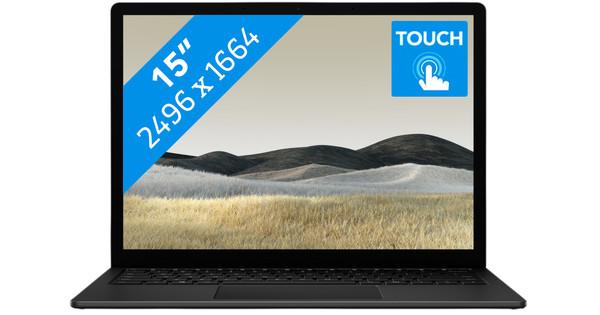 "Microsoft Surface Laptop 3 15"" 8 GB - 256 GB Black"