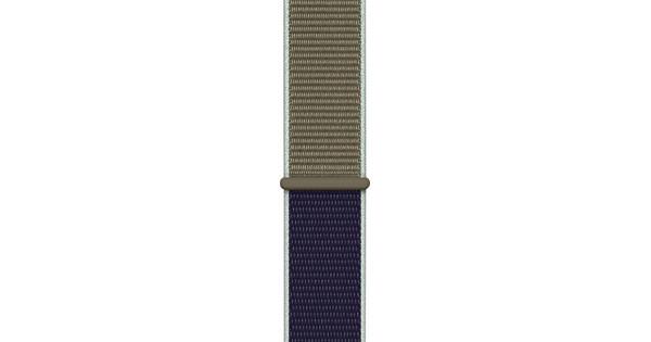 Apple Watch 38/40mm Nylon Sport Loop Watch Strap Khaki