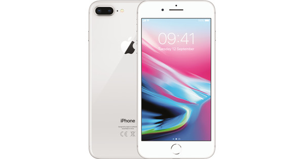 Apple iPhone 8 Plus 128GB Zilver