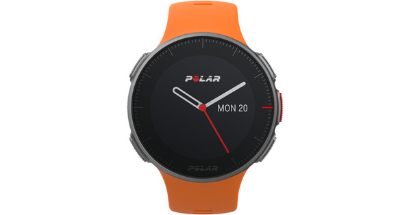 Polar Vantage V HR H10 Orange