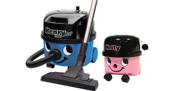 Numatic HVN-201 Henry Next + toy vacuum cleaner