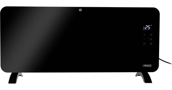 Princess 342000 Smart Panel Heater Zwart