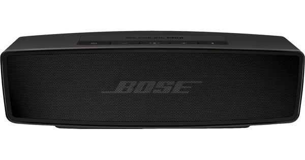Bose SoundLink Mini II Special Edition Zwart