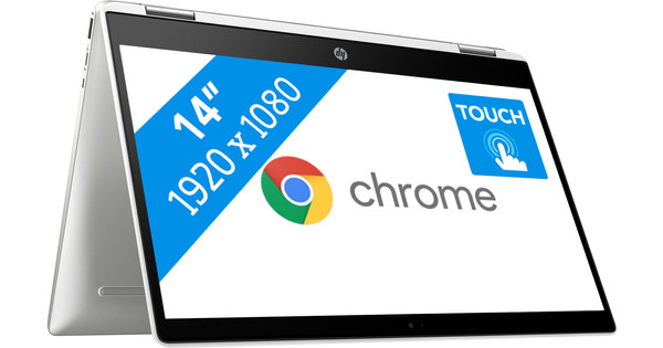 HP Chromebook x360 14b-ca0350nd