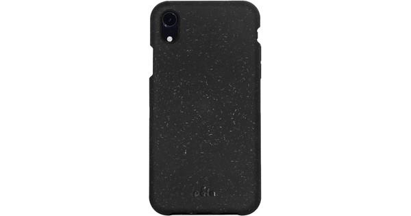 Pela Eco Friendly iPhone Xr Back Cover Black