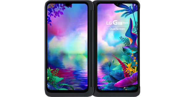 LG G8X ThinQ Dual Screen Black