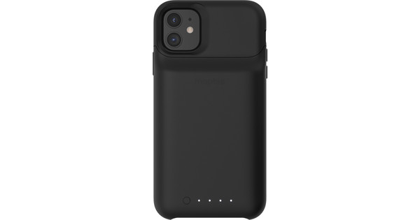 Mophie Juice Pack Access Apple iPhone 11 Back Cover Zwart