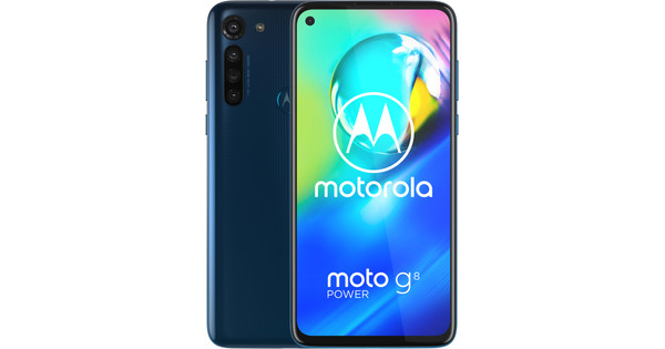 Motorola Moto G8 Power 64GB Blauw