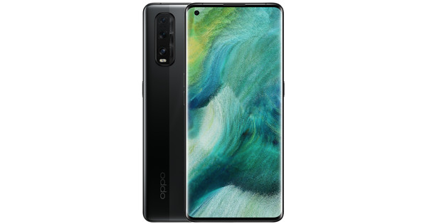 OPPO Find X2 256GB Zwart 5G