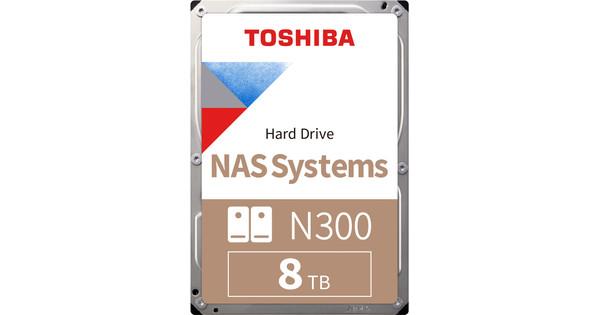 Toshiba N300 HDWN180EZSTA 8 TB