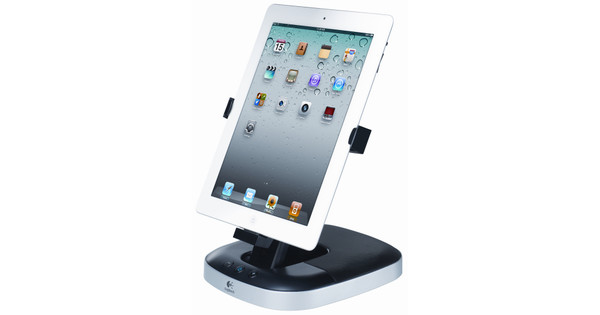 Logitech speaker stand for ipad coolblue alles voor