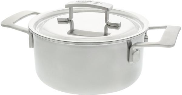 Demeyere Industry Kookpan met Deksel 18 cm