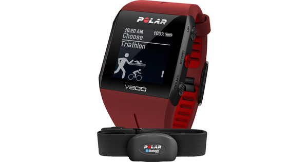 Polar V800 Red HR