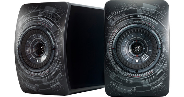 KEF LS50 Wireless Marcel Wanders Design Nocture (per pair)