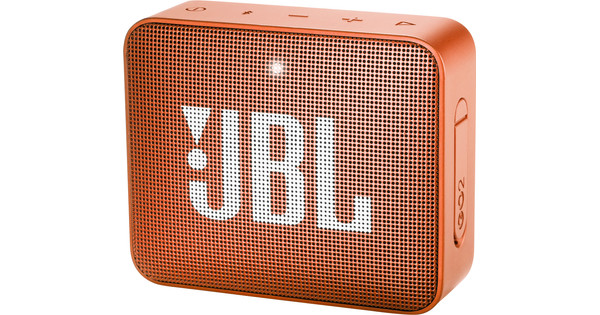 JBL Go 2 Licht Rood