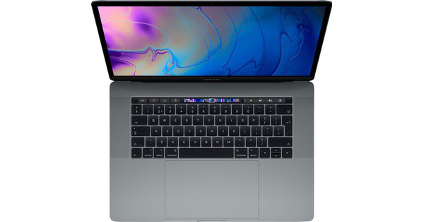 Apple MacBook Pro 15-inch Touch Bar (2018) 16/256GB 2.9GHz Space Gray