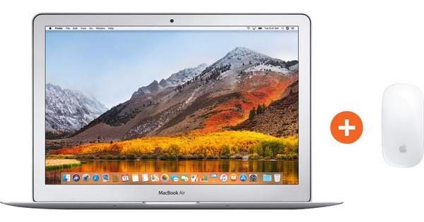 "Combipakket - Apple MacBook Air 13,3"" (2017) MQD32N/A + Magic Mouse 2"