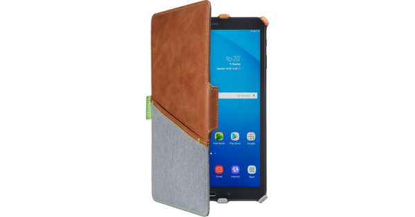 Gecko Covers Limited Samsung Galaxy Tab A 10.1 (2016/2018) Book Case Bruin