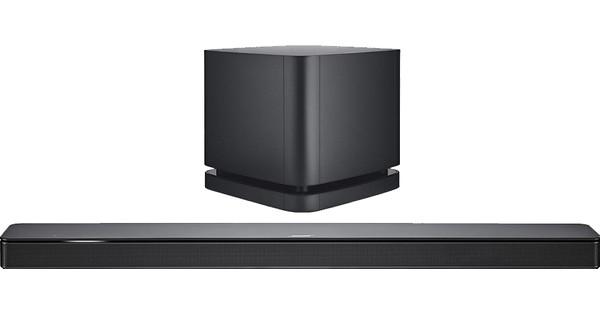 Bose Soundbar 500 + Bass Module 500