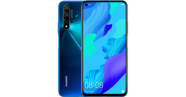 Huawei Nova 5T Blauw