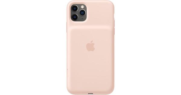 Apple iPhone 11 Pro Smart Battery Case met Draadloos Opladen Rozenkwarts
