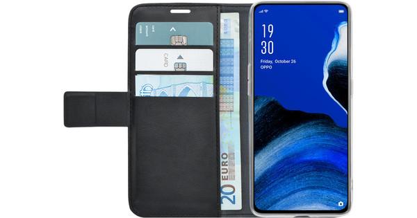Azuri Wallet Magnet Oppo Reno 2 Book Case Black