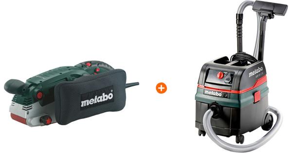 Metabo BAE 75 + Metabo ASR 25 L SC